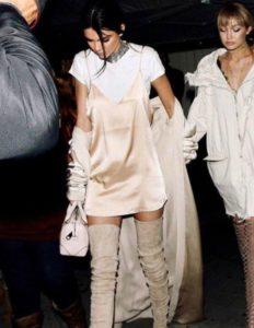 Kendall Jenner for Balmain