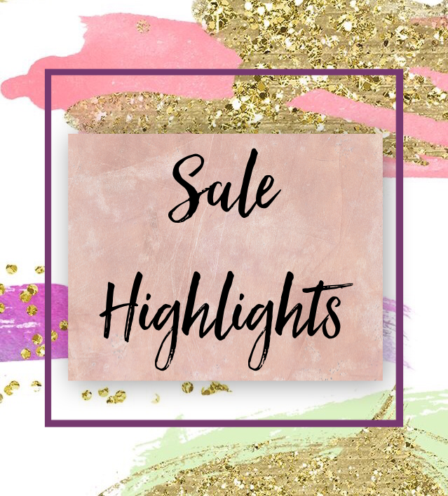 Meine Sale-Highlights